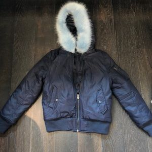 Girls Warm Jacket
